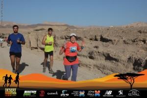 חצי מרתון מדברי באילת 2019