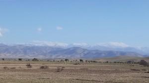 הרי האטלס. צילמה: בלהה מנדילוביץ