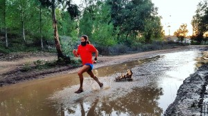 ריצה במים