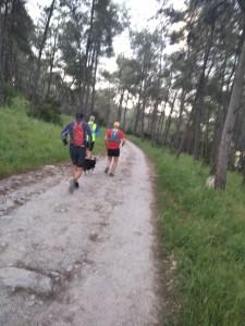 לרוץ בטבע!